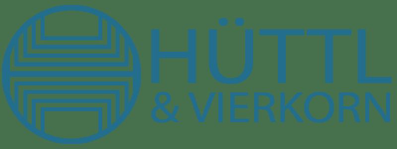 Huettl Vierkorn Systemhaus Nuernberg Logo